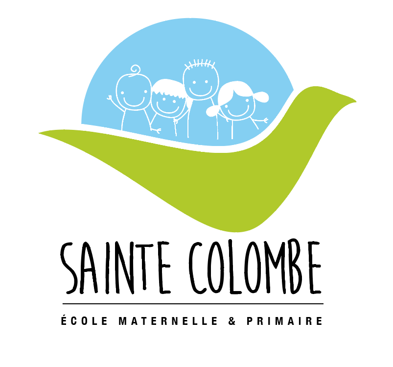 Logo sainte colombe